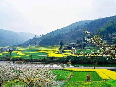 Zhangbu Scenic Area in South Guizhou