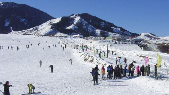 水西溝滑雪場