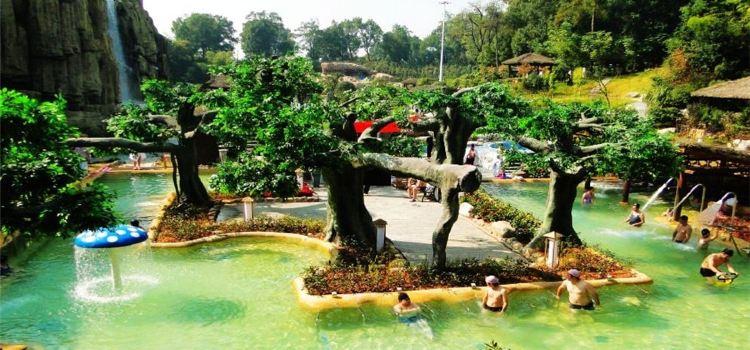灰湯溫泉華天城旅遊度假區