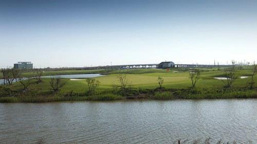 Tianjin Binhai Forest Golf Club (Northwest Gate)