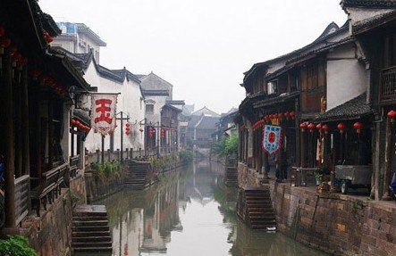Hekou Ancient Town