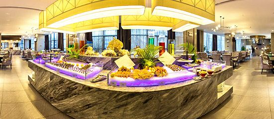 Hongdu Hotel Buffet