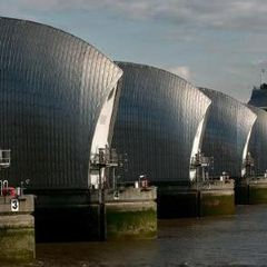 The Thames Barrier User Photo