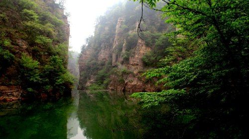 The Grand Canyon of Yangshao