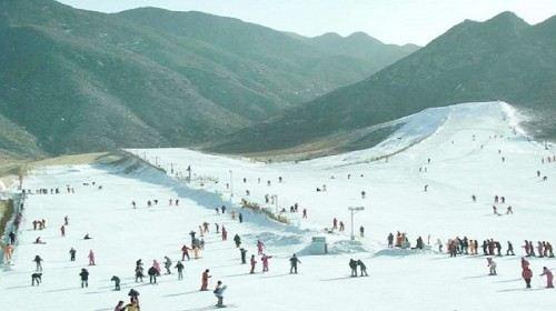 太行五指山滑雪場