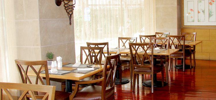 Guo Bin Hotel Garden Café2