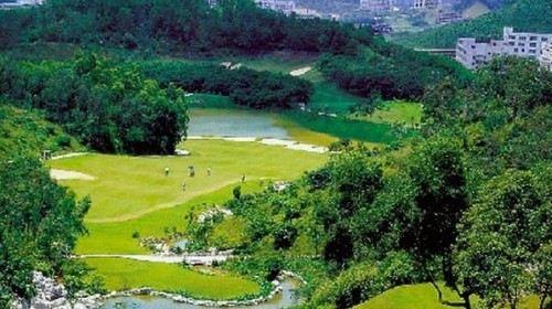 Longgang Public Golf Court
