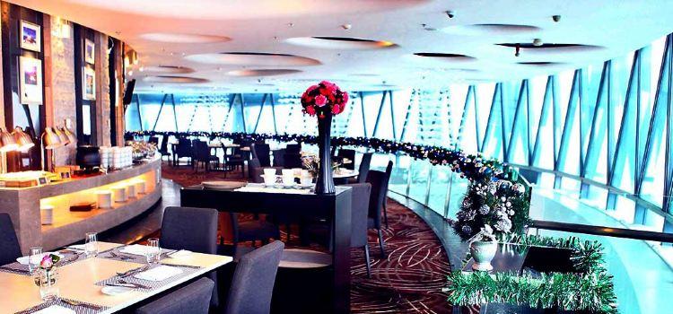 Guangzhou Tower XuanJi DiZhongHai XuanZhuan Restarurant