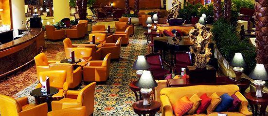 Lobby Lounge (Shanghai Marriott Hotel Hongqiao)