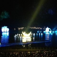 """New Dreams of Lijiang"" Large-scale Landscape Show User Photo"