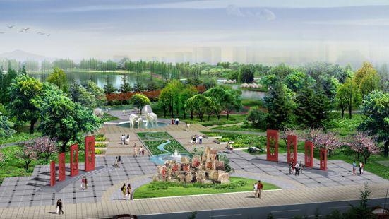 南湖植物園