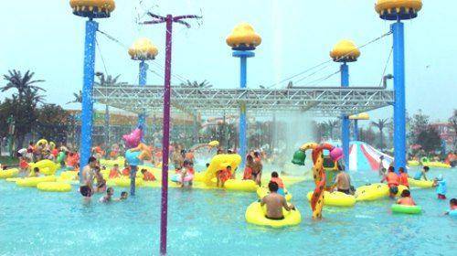 taishanshuilegushuishang Amusement Park