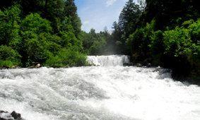 Yulan Waterfall