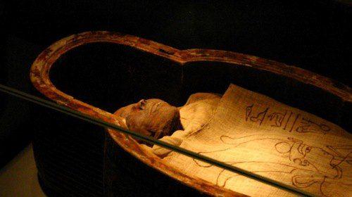 木乃伊博物館