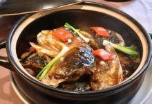 大理美食图片-砂锅鱼