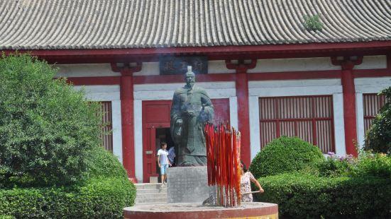 홍문안 유적지