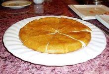 九寨沟美食图片-青稞饼