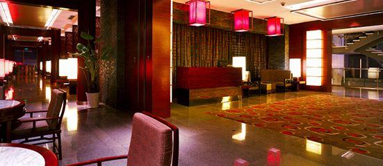 SiJi Chinese Restaurant (Tie Qiao Jian Guo Hotel)