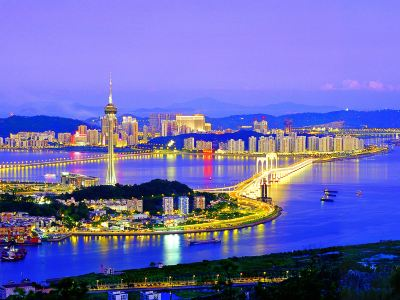 Macau's Round-the-island Tour