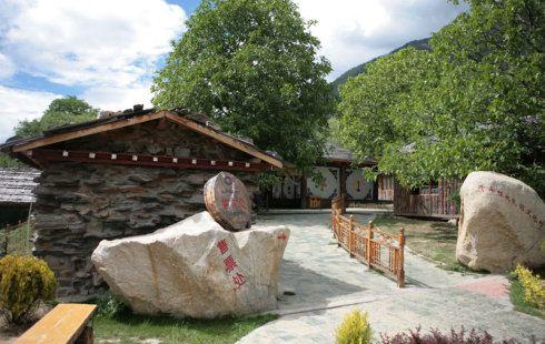 西藏民俗第一村