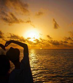康斯丹魔富士岛游记图文-最初的梦想 康斯丹魔富士岛蜜月之行