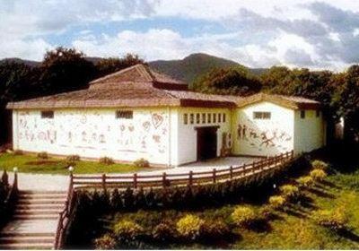 曇石山遺址博物館