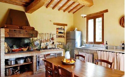 小木屋廚房