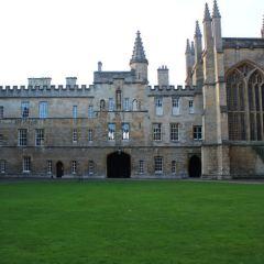 New College User Photo