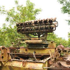 캄보디아 전쟁박물관 여행 사진