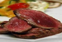 悉尼美食图片-袋鼠肉