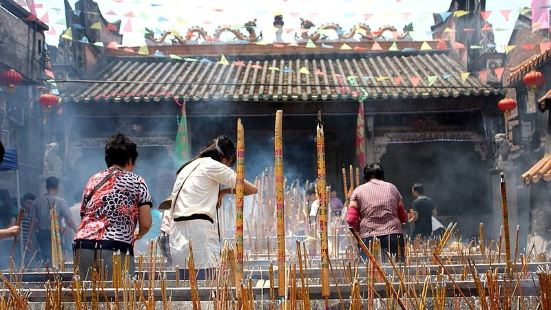 Longtan The Dragon Mother's Temple