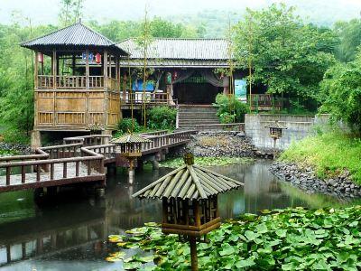 Tianxia Yinkeng Scenic Area