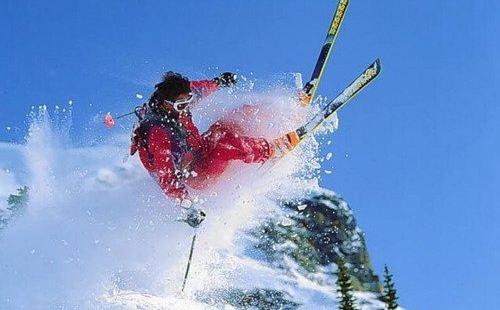 七台河市萬寶山滑雪場