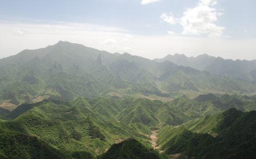 Dongji Xiangu Natural Scenic Area