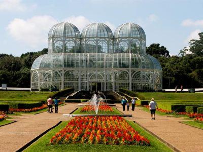 庫里蒂巴植物園