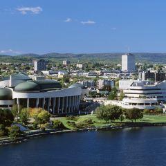 加拿大文明博物館廣場用戶圖片