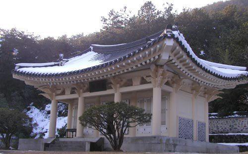 Geongyeolsa Shrine