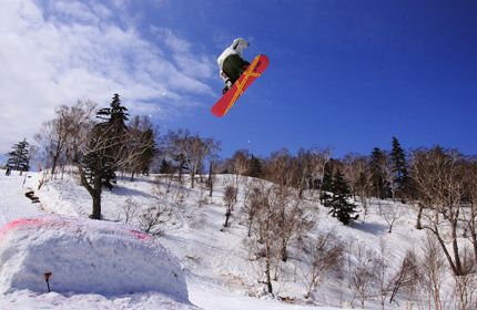 Sapporo International Ski Resort