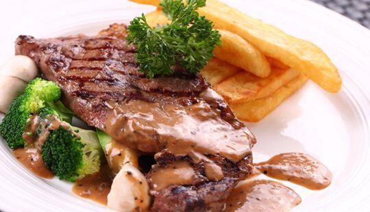 Kingsleys Steak & Crabhouse