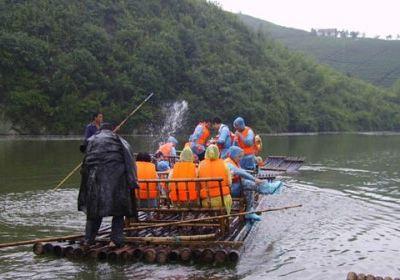 Anji Huangpu River Rafting