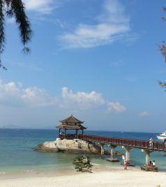 海南中线游记图文-阳光沙滩的蜜月——逃离城市尾气的完美旅行