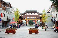 北川羌城旅游区-绵阳-大叔任然