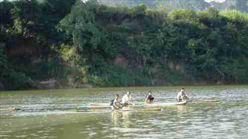 廣西寧明花山風景區門票 圖片
