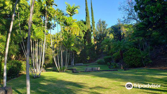 Sadie Seymour Botanical Gardens