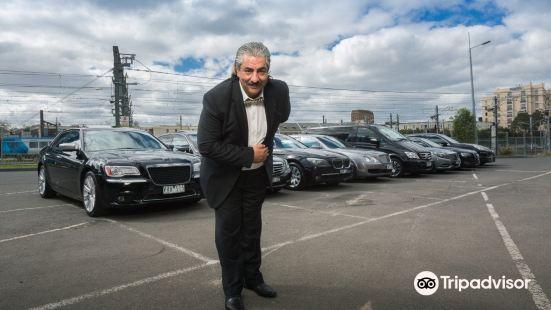 iChauffeur Australia - Chauffeur Cars Melbourne & Airport Transfers