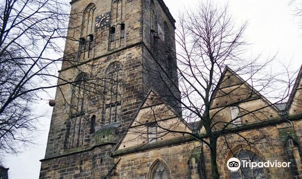 Trinity Evangelical Lutheran Church1