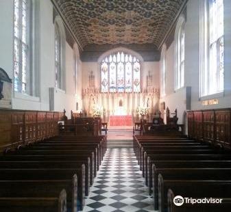 Queen's Chapel of the Savoy