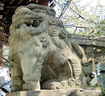 Kasasagiri Morinomiya Shrine