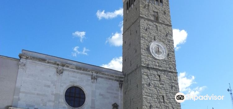 Koper Cathedral and Bell Tower3