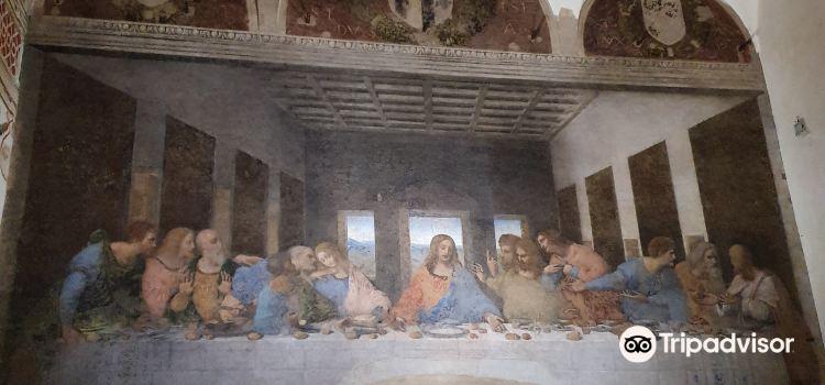 Museo Cenacolo Vinciano2